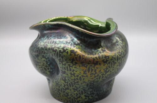 Jugendstil Keramik normalansicht