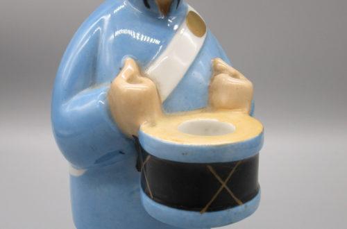Beispiel für Antiquitäten bei Novecento in Basel: Robj-Figur